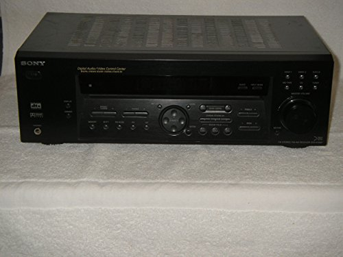 Best SONY STR-K740P SILVER FM STEREO FM AM RECEIVER 5.1 CHANNEL DIGITAL AUDIO/VIDEO CONTROL CENTER 80 WATTS (online)