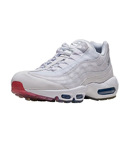 95 Nike Max Nero White Blue Metallic Silver photo uomo nbsp;Prm Air Scarpe EEg4Rw6q