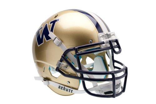 NCAA Washington Huskies Authentic XP Football Helmet by Schutt