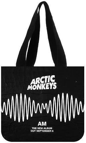 Emana Custom Handbag Arctic Monkeys Canvas Tote Bag (2
