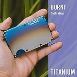 The Ridge Wallet Authentic | Minimalist Titanium