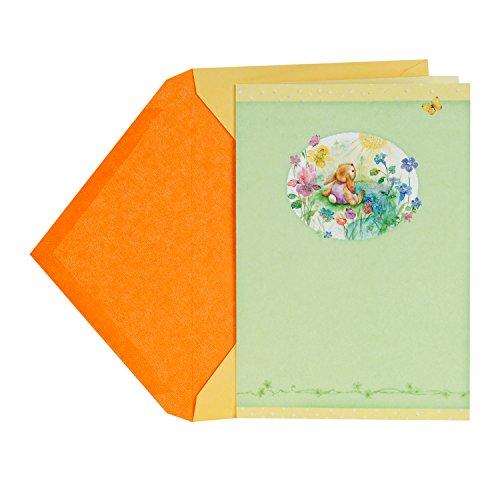 Hallmark Easter Greeting Card (Cute Bunny Sunny - Cute Sunnies