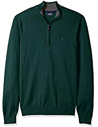 Men's Premium Essentials 1/4 Zip Sweater