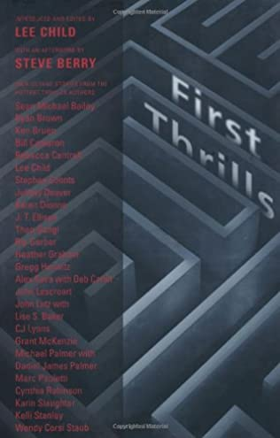 book cover of First Thrills