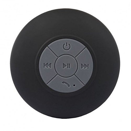 Guppy WP 06BLK Resistant Bluetooth Wireless