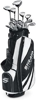18 Pc. Callaway Men's Strata Ultimate Complete Golf Set