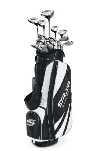 Callaway Men's Strata Ultimate Complete Golf Set, 18-Piece