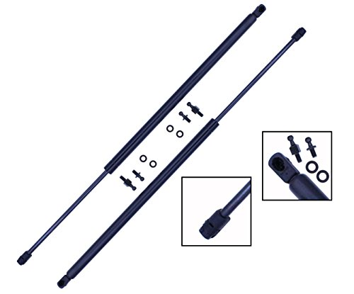2 Pieces (SET) Tuff Support Hatch Lift Supports 1991 To 1996 Dodge Stealth, 1991 To 1999 Mitsubishi 3000GT ()