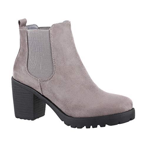 Boots Grey Elara Women's Elara Women's wRnq7FFU