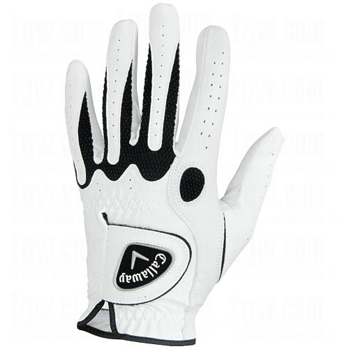 Callaway Golf Men's Tech Series Tour Glove (Left  Medium)