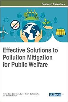 Libros Para Descargar Effective Solutions To Pollution Mitigation For Public Welfare En PDF