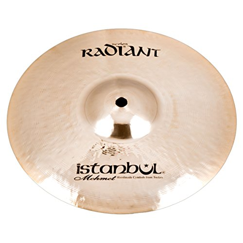 Istanbul Mehmet Cymbals Modern Series R-BL9 9-Inch Radiant Bell Effect Cymbal