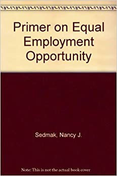 Book Primer on Equal Employment Opportunity