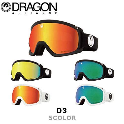 DRAGON ドラゴン E09 D3 黒 ディースリー ブラック E09 ルーマ ジャパン レッド イオナイズ