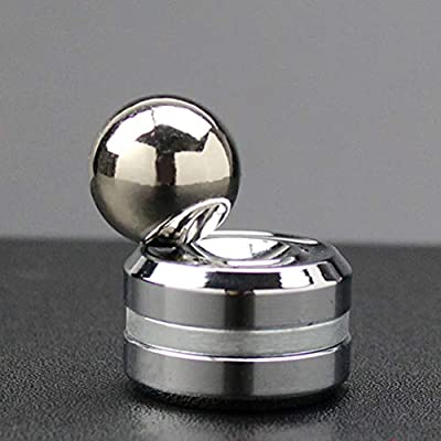 Kastma Magnetic Orbit Ball Fidget Toy ADHD Focus Anxiety Relief Anti Depression Toy: Kitchen & Dining