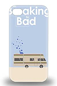 New Iphone 4/4s 3D PC Case Cover Casing American Breaking Bad Drama Crime Thriller Western ( Custom Picture iPhone 6, iPhone 6 PLUS, iPhone 5, iPhone 5S, iPhone 5C, iPhone 4, iPhone 4S,Galaxy S6,Galaxy S5,Galaxy S4,Galaxy S3,Note 3,iPad Mini-Mini 2,iPad Air )