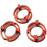 Philips Norelco Blade Retaining Rings for Select Models