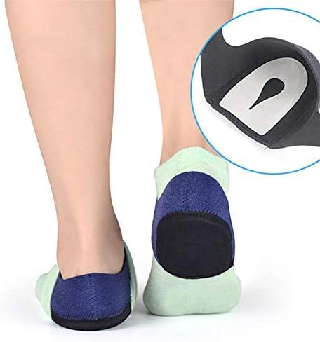 POEO Orthopädische Einlegesohle - Gel Heel Cup, hilft gegen Fersenschmerzen aufgrund von Plantar Fersenspor | Einlegesohle für Arbeitsschuhe und Sport,35~40