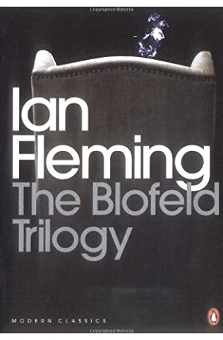 book cover of The Blofeld Trilogy