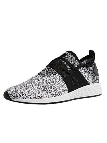 Blanco 1040136 Zapatos para Delray de Cordones Hombre xPqw8Y18