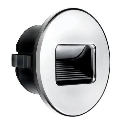 i2Systems Ember E1150 Snap-In Round Light - Cool White, Chrome Finish