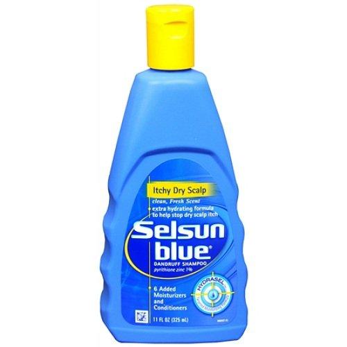 Selsun Blue Dandruff Shampoo 325ml (Itchy Dry Scalp) - 5