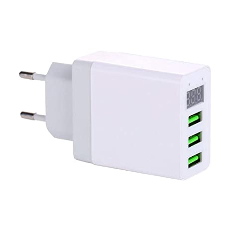 KY USB Cargador Cargador de Pared USB Adaptador Rápido ...