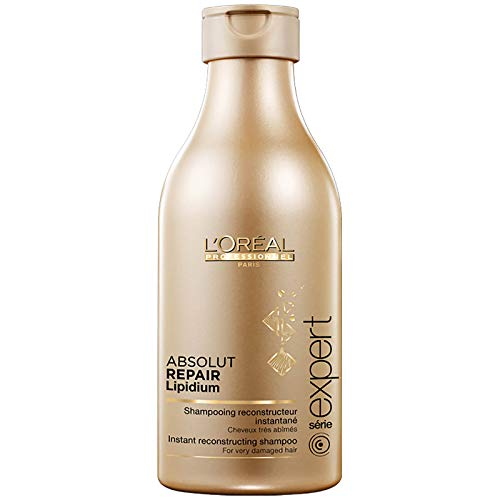 L'Oreal Paris Professional Serie Expert Absolut Repair Lipidium Shampoo, 8.45 Ounce
