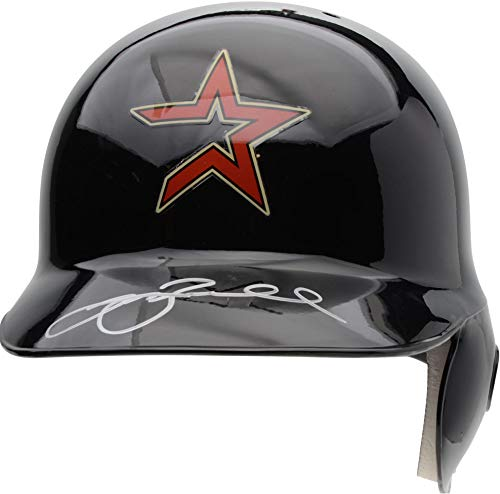 Jeff Bagwell Houston Astros Autographed Replica Batting Helmet - Fanatics Authentic Certified - Autographed MLB Helmets