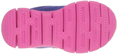 Skechers SynergyLil Softy - Zapatillas para niña Violeta