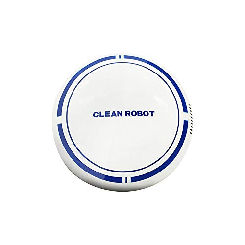 - ❤️MChoice❤️Rechargeable Automatic Smart Robot Vacuum Cleaner Edge Cleaning Suction Sweeper