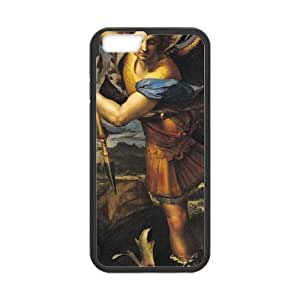 iPhone 6 4.7 Inch Cell Phone Case Black St. Michael Overcoming the Demon BNY_6955389