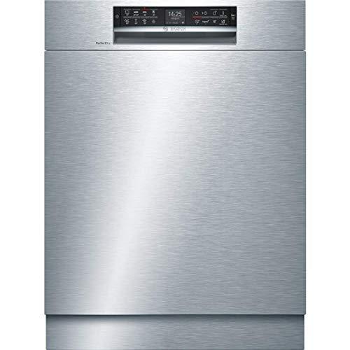 Bosch Serie 6 SMU68TS06E lavavajilla Semi-incorporado 14 cubiertos ...