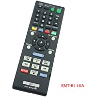 Sony RMT-B116A Universal BD Remote Control Commander for Blu-ray Disc Player