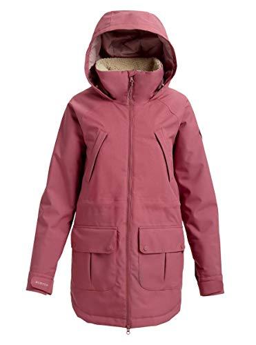 (Burton Women's Prowess Jacket, Rose Brown,)