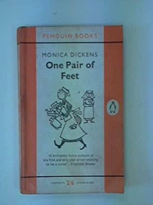 book cover of One Pair of Feet