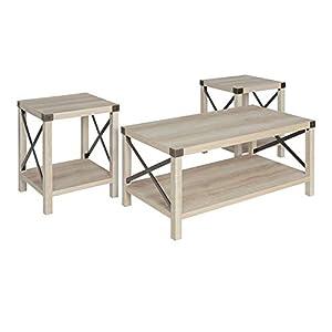 415jEtAkNLL._SS300_ Beach & Coastal Living Room Table Sets