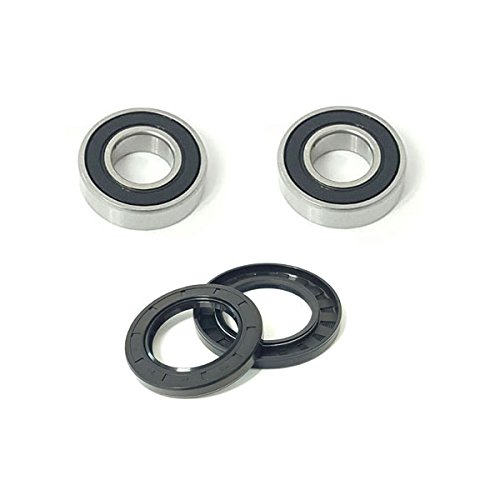 1985-1987 Honda Big Red 250 ATC250ES Front Wheel Bearings and Seals Kit Volar Motorsport Inc