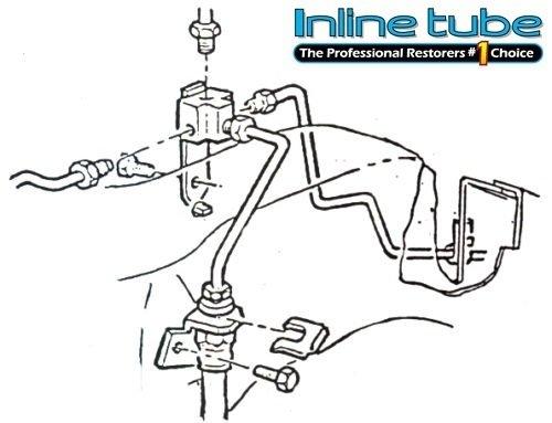 Amazon Com Inline Tube Kit Distribution Block With Lines