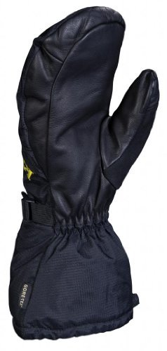 Klim Caribou Mitten Men's Ski Snowmobile Gloves - Black / Medium