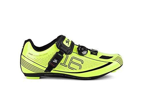 Gelb Sneaker Herren Multicolor Spiuk Schwarz 6UAn86PXx