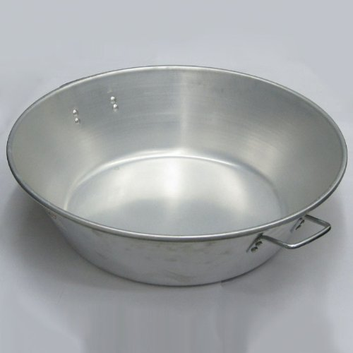 Cooking-Aid Dish Pan, Made in USA - 60 Quart
