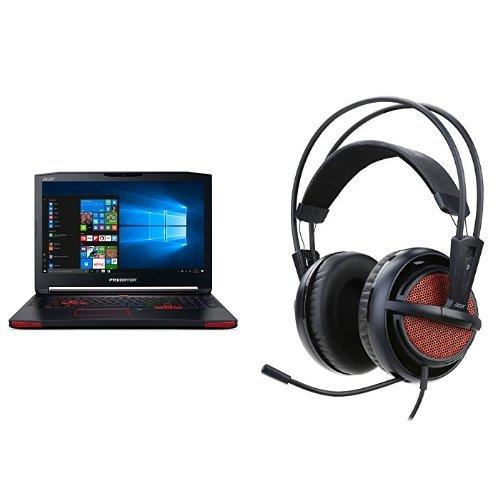 Acer Predator 17 Gaming Laptop, Core i7, GeForce GTX 1070...