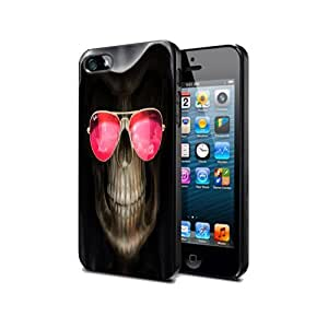 Case Cover Silicone Sumsung S3mini Skull Ghosts Sk01 Halloween Protection Design by supermalls