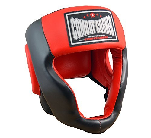 Combat Corner Pro Sparring Full Coverage Head Gear X-Large