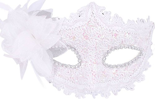 TAUT Women Venetian Pretty Party Evening Prom Masquerade Mask