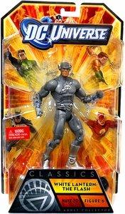 (DC Universe Classics White Lantern: The Flash Collectible Figure - Wave 20)