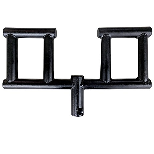 (TITAN FITNESS Neutral Grip Viking Press Handle | v2 Welded End Cap)