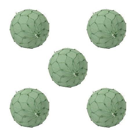 Oasis 8 Netted Floral Foam Sphere Maxlife