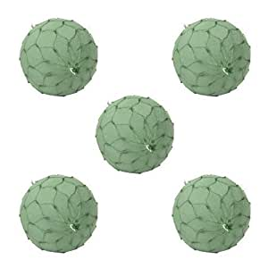 """4.5"""" Netted Oasis® Floral Foam Spheres (Pack of 5)"""